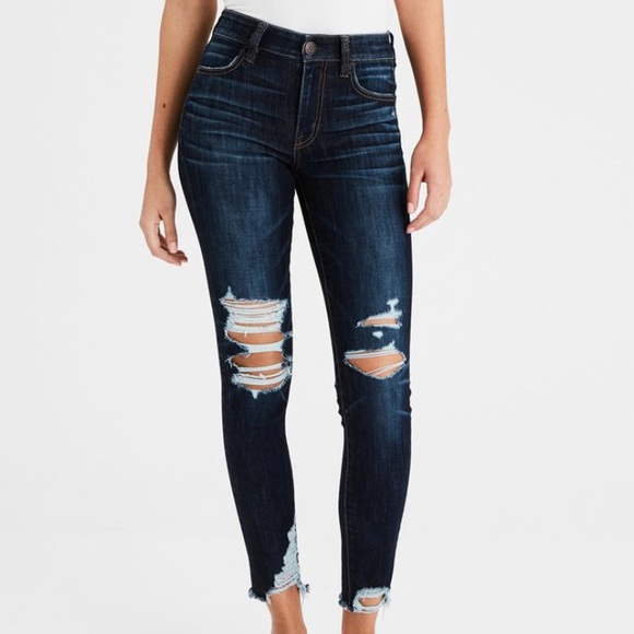 f6234fb0 American Eagle Outfitters Jeans | Ae Next Level Highwaisted Jegging ...